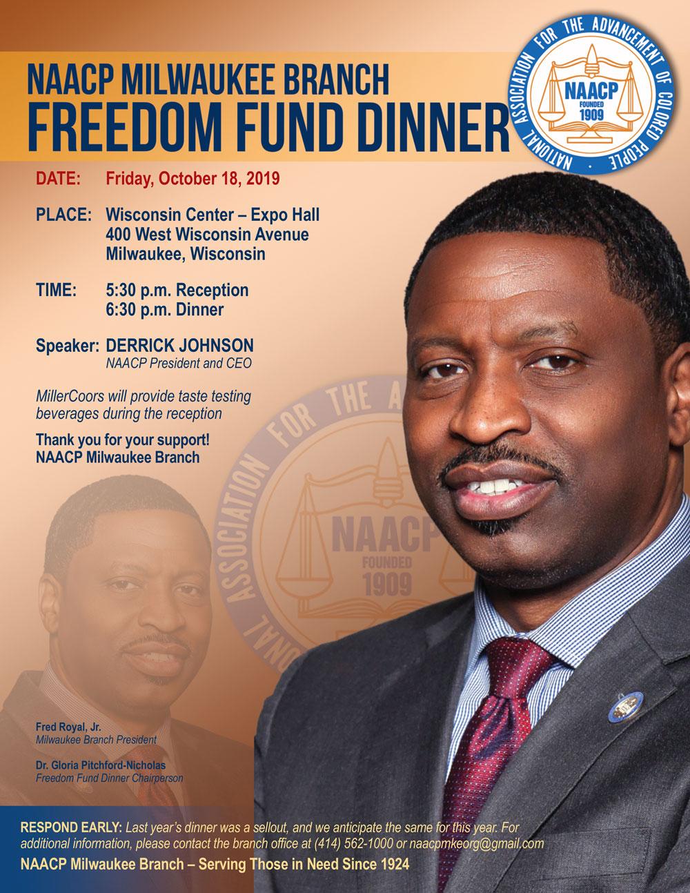 Annual Freedom Fund Dinner