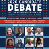 The NAACP-Milwaukee Northside Debate 2020 [virtual]